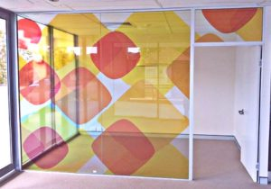 Transparent printed vinyl for offices in chennai