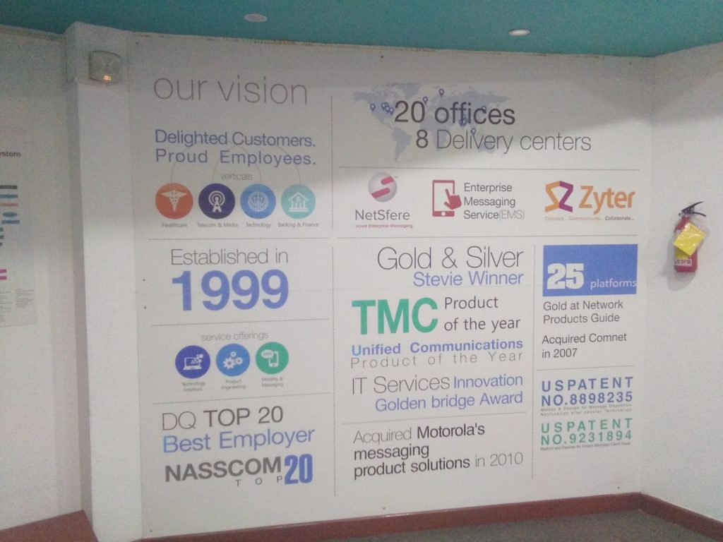 Branding Services For Commercial Spaces And New Offices In