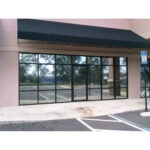 Commercial glass door and window tinting