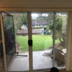 sun control; film reflective inside house
