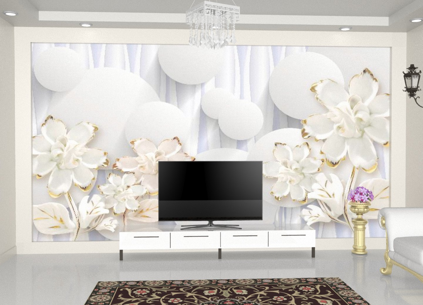 Decorative Wallpapers In Chennai Indian And Imported Designs